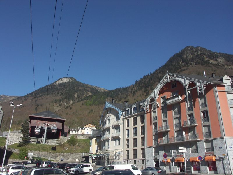 Vue à proximité Location Appartement 107489 Cauterets