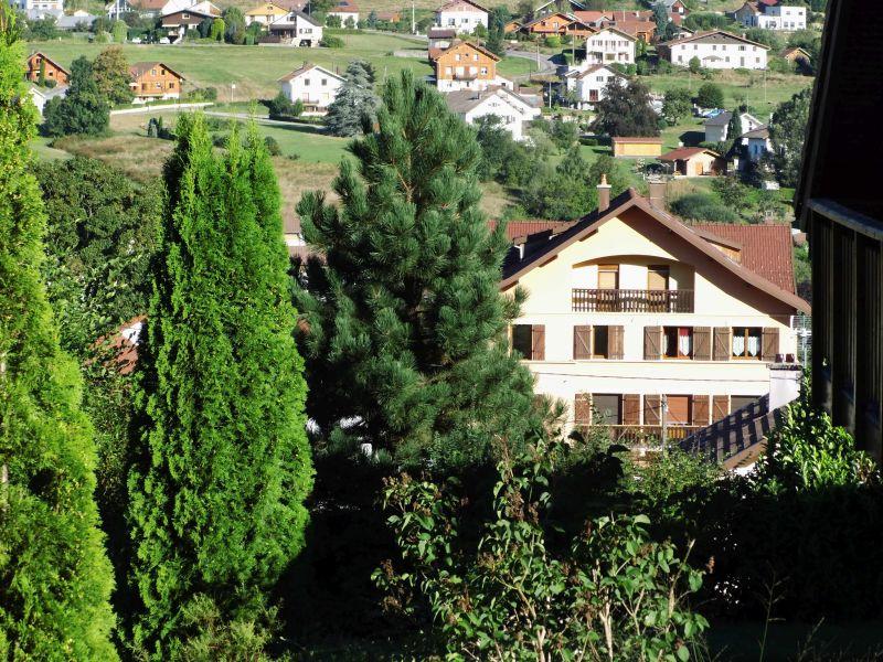 Vue extérieure de la location Location Appartement 107503 Gérardmer
