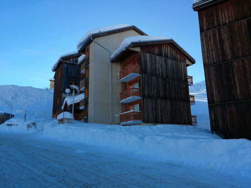 Location Studio 107514 La Plagne