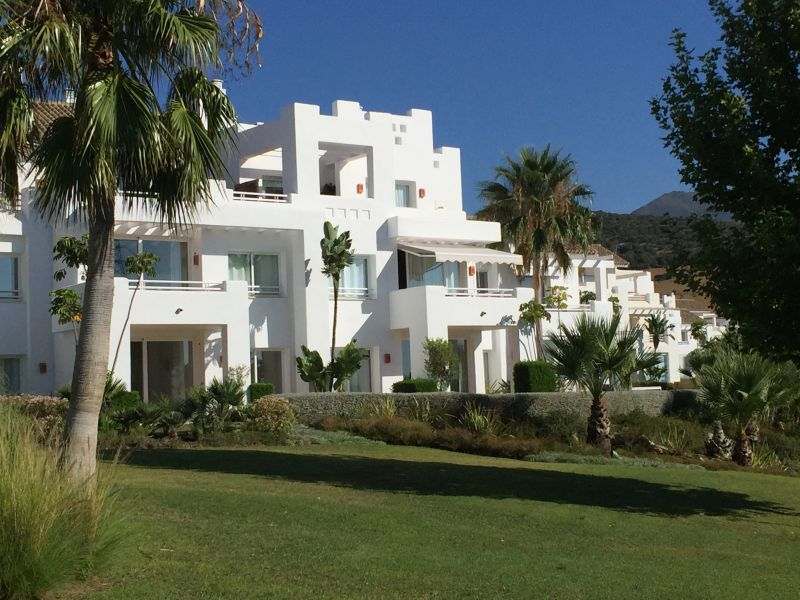 Vue extérieure de la location Location Appartement 108014 Estepona