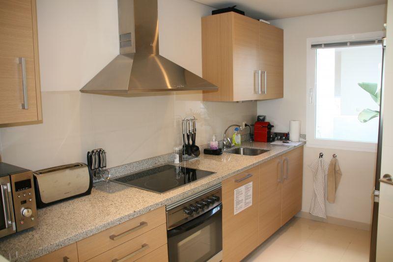 Cuisine indépendante Location Appartement 108014 Estepona