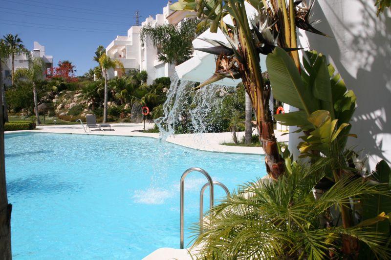 Piscine Location Appartement 108014 Estepona
