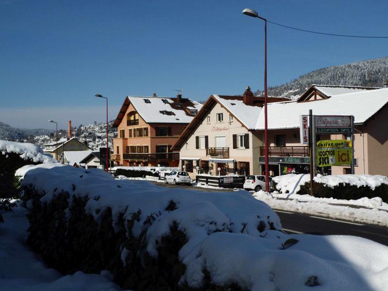 Vue extérieure de la location Location Appartement 108020 Gérardmer
