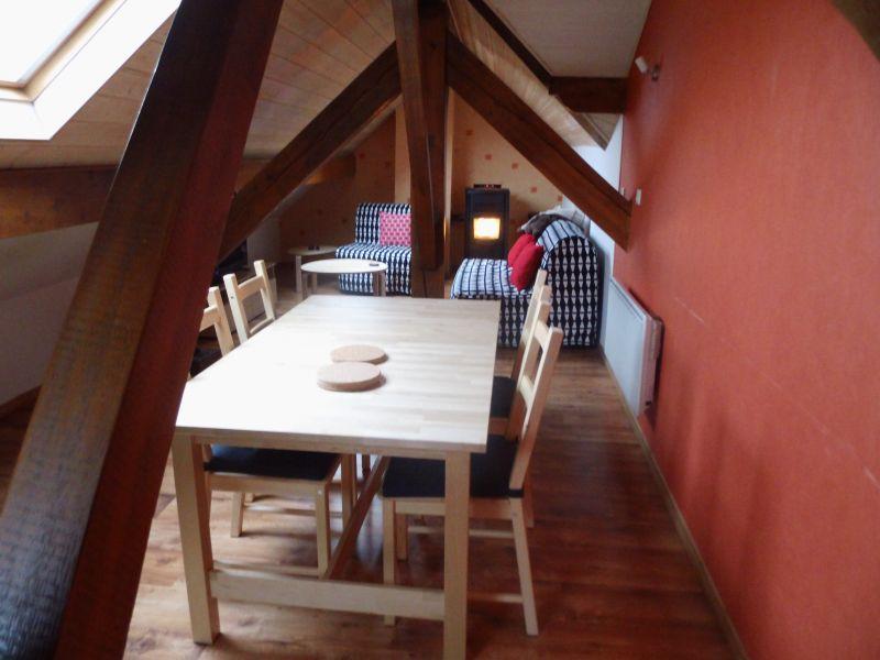 Salle à manger Location Appartement 108020 Gérardmer