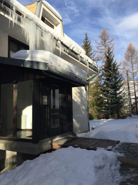Jardin Location Appartement 108426 Sauze d'Oulx