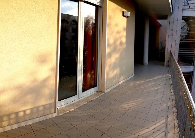 Vue de la terrasse Location Appartement 108787 Otranto