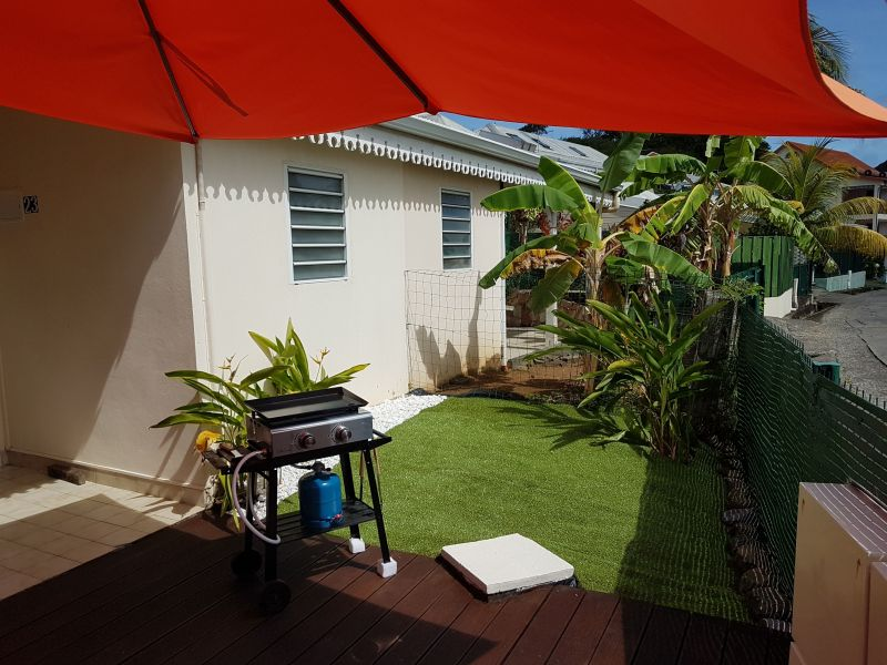 Jardin Location Bungalow 110816 Sainte Anne (Martinique)