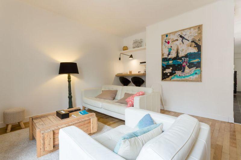 Séjour Location Appartement 111558 Saint Malo