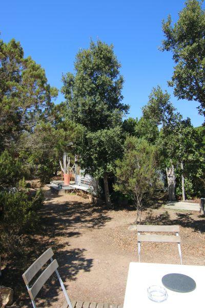 Jardin Location Chalet 111588 Bonifacio