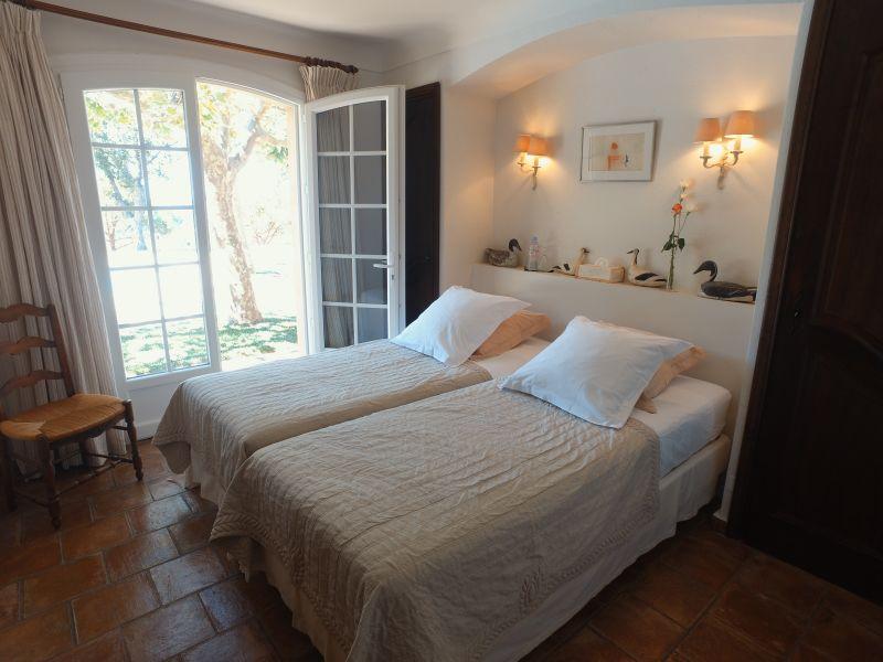 chambre 1 Location Villa 111829 La Croix Valmer