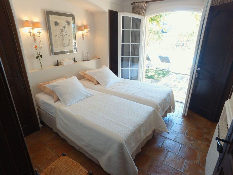 chambre 2 Location Villa 111829 La Croix Valmer