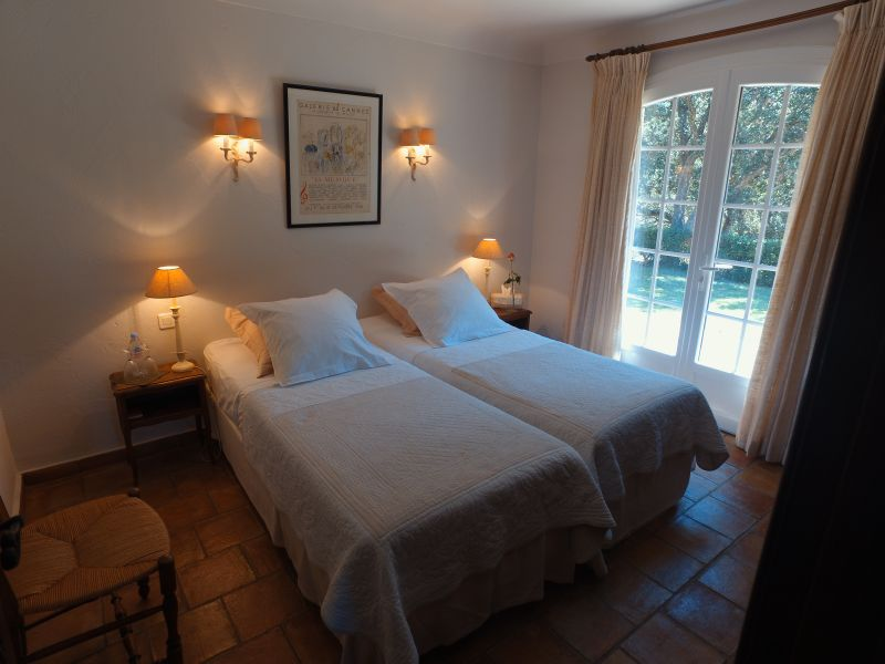 chambre 4 Location Villa 111829 La Croix Valmer