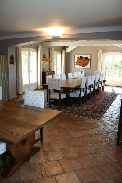 Salle à manger Location Villa 111829 La Croix Valmer