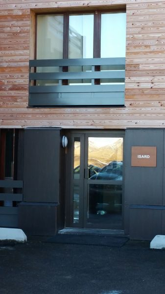 Vue extérieure de la location Location Studio 112519 Peyragudes