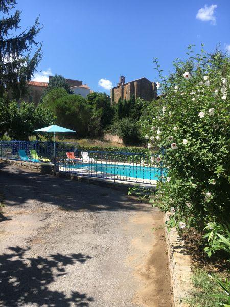 Jardin Location Villa 112619 Alès