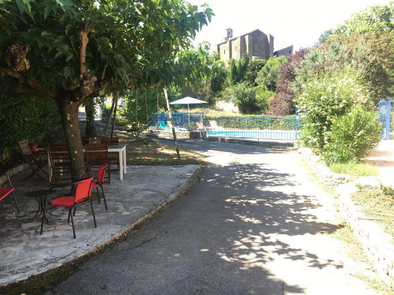 Terrasse Location Villa 112619 Alès