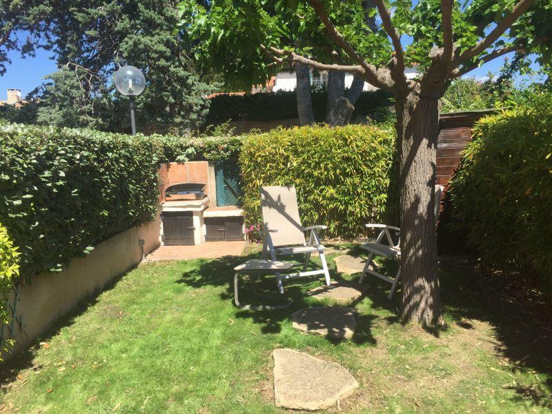 Jardin Location Appartement 113223 Saint Cyr sur Mer