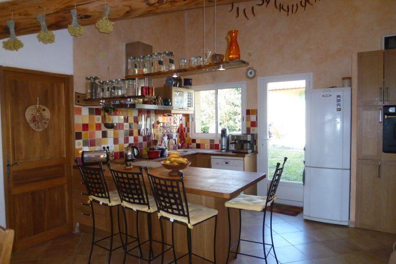 Cuisine américaine Location Maison 113252 Lourmarin
