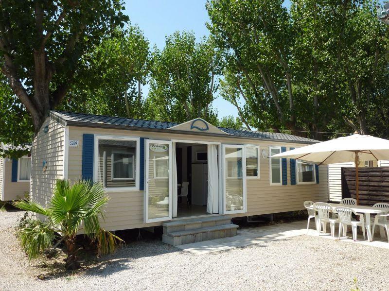 Vue extérieure de la location Location Mobil-home 113311 Port Grimaud