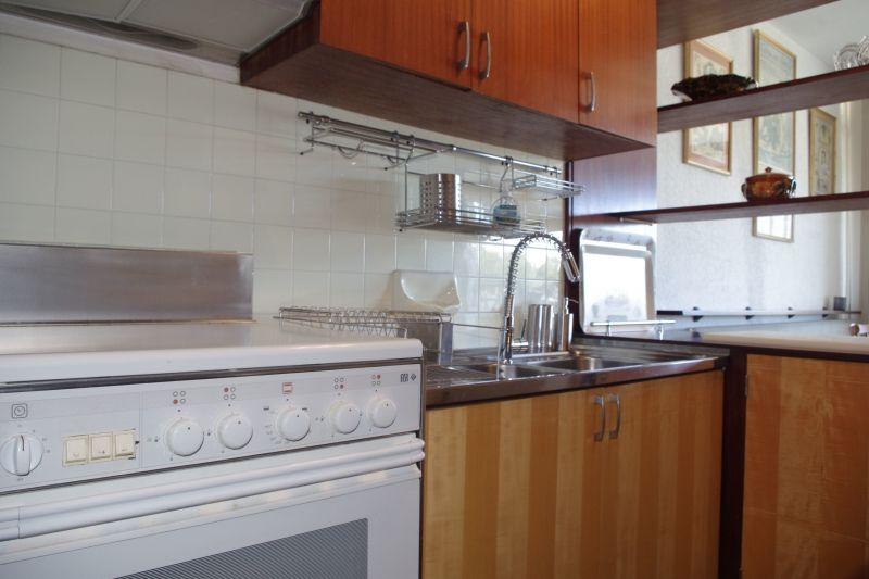 Cuisine indépendante Location Appartement 114395 Le Grau du Roi