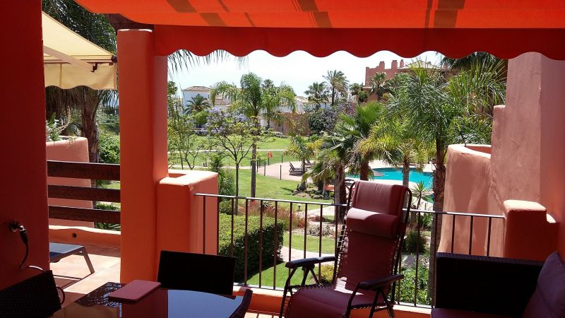 Terrasse Location Appartement 114649 Estepona
