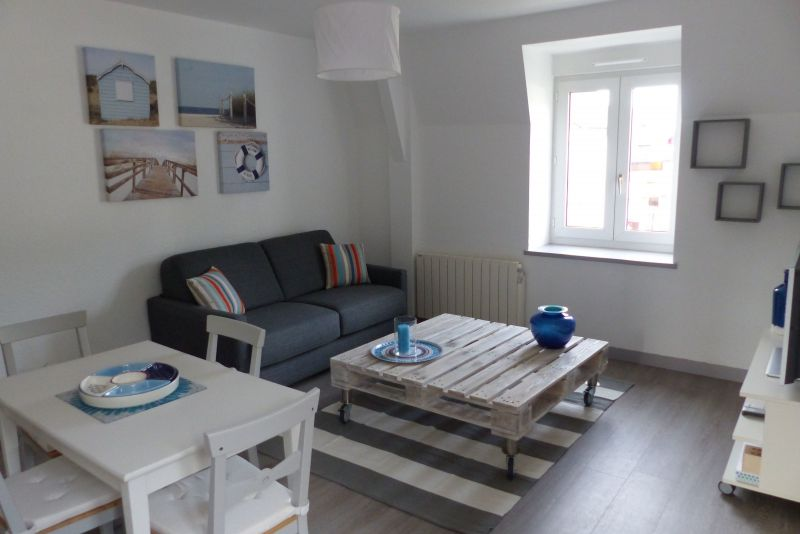 Séjour Location Appartement 114865 Perros-Guirec