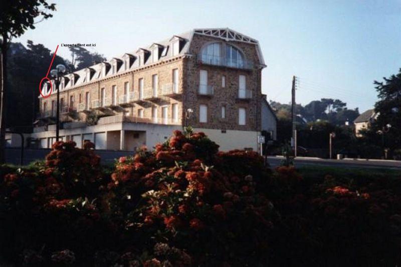 Vue extérieure de la location Location Appartement 114865 Perros-Guirec