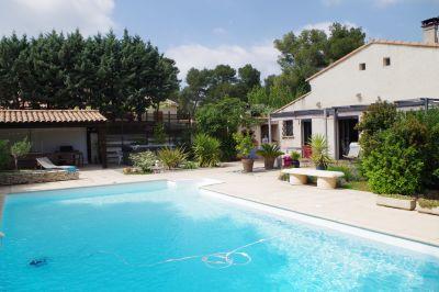 Piscine Location Villa 115046 Aix en Provence