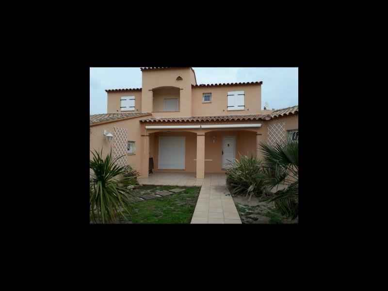 Vue de la terrasse Location Maison 115740 Le Barcares