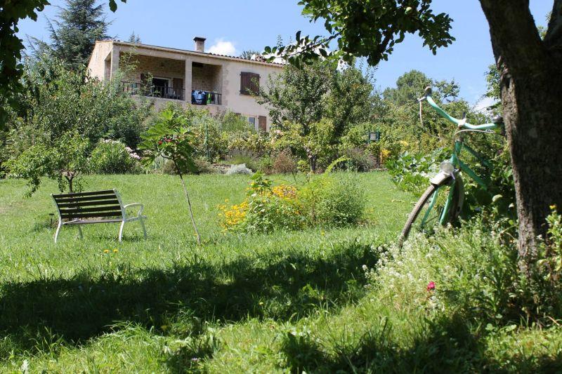 Jardin Location Gite 117149 Alès