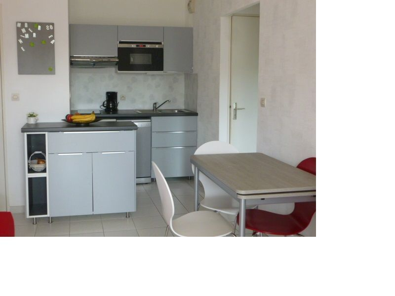 Coin cuisine Location Appartement 117330 Cabourg