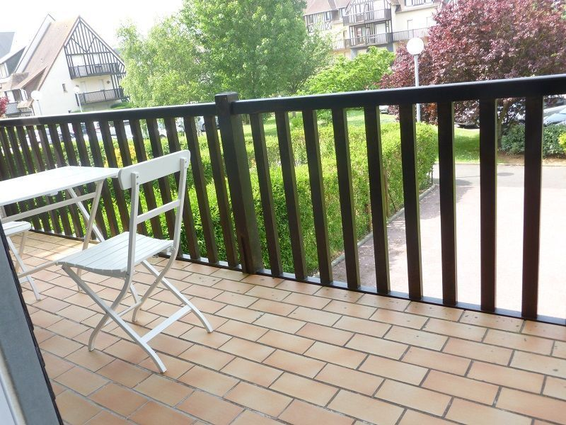 Balcon Location Appartement 117330 Cabourg