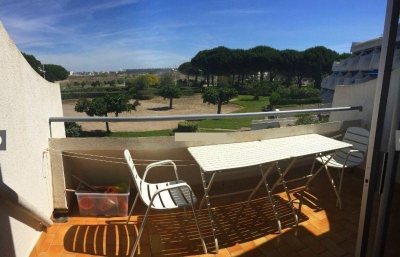 Balcon Location Studio 117568 Port Camargue