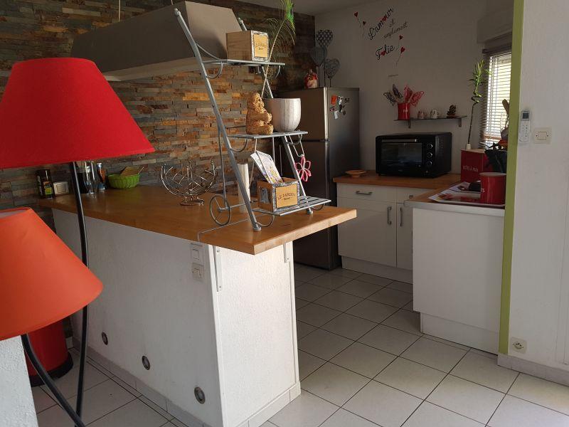 Cuisine américaine Location Appartement 117607 Sainte Marie la Mer