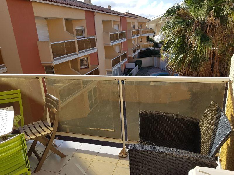 Balcon Location Appartement 117607 Sainte Marie la Mer