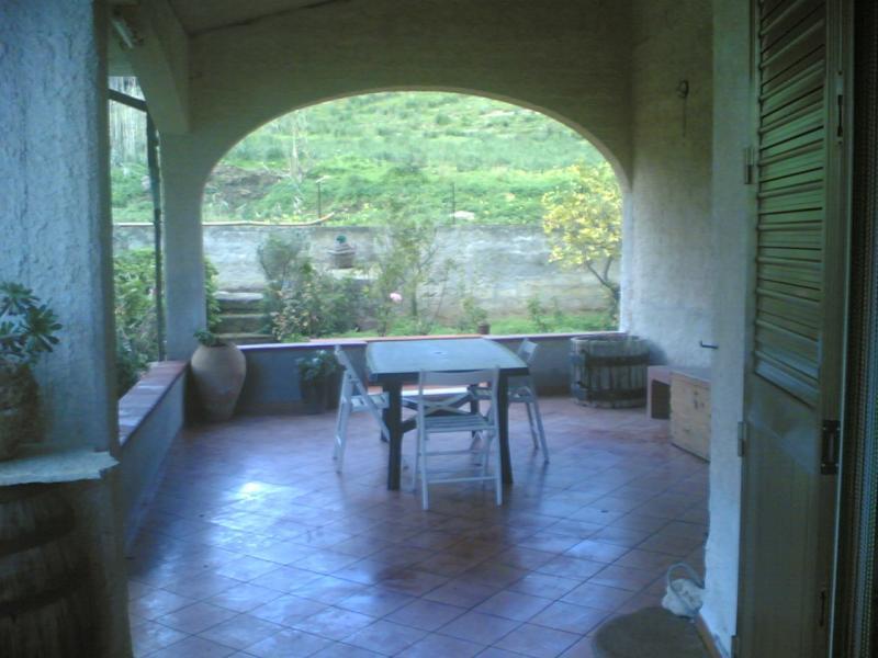 Veranda Location Villa 63583 Castellammare del Golfo