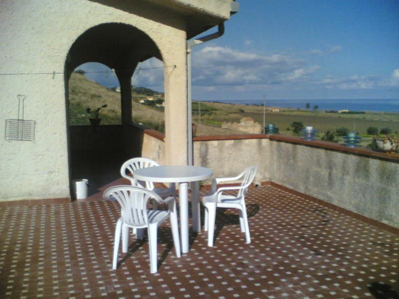 Terrasse Location Villa 63583 Castellammare del Golfo