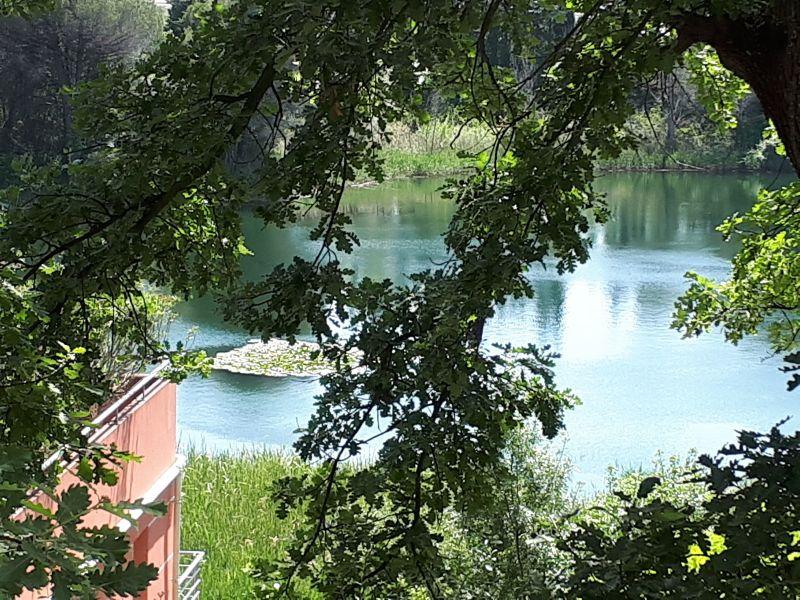 Vue de la terrasse Location Appartement 63966 Fréjus