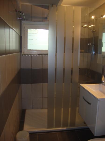 Salle d'eau Location Gite 67147 La Panne