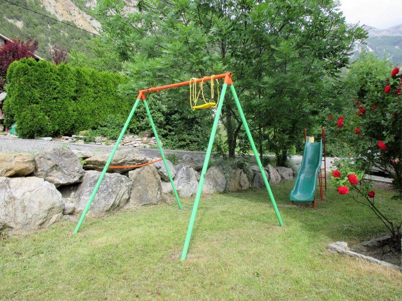 Jardin Location Appartement 68568 Puy Saint Vincent