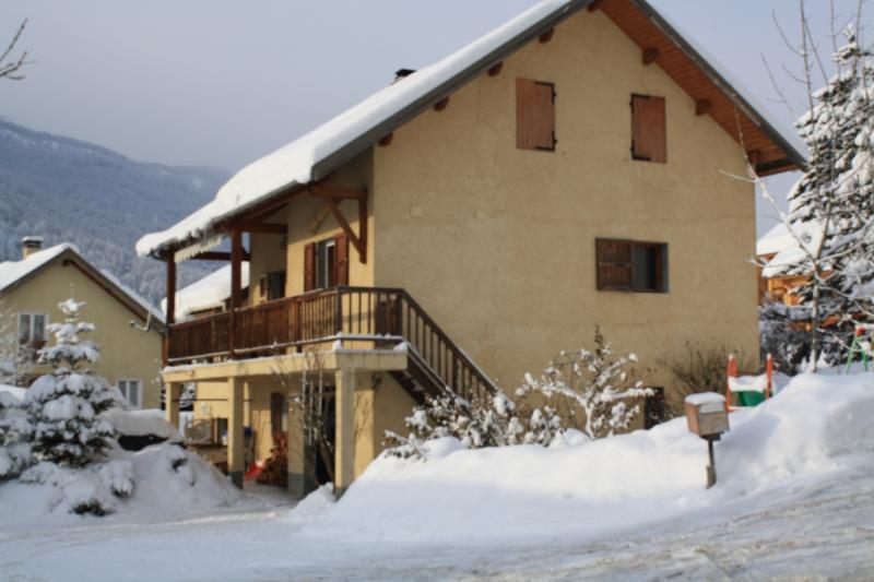 Vue extérieure de la location Location Appartement 68568 Puy Saint Vincent