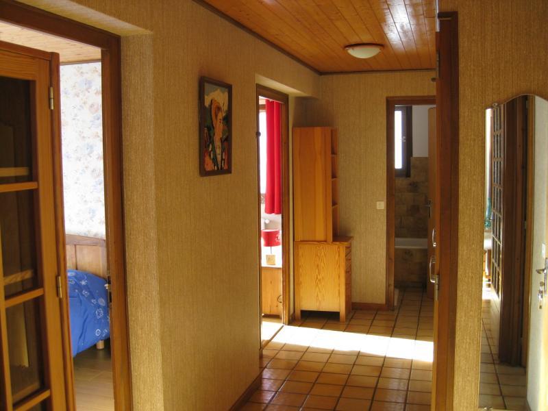 Couloir Location Appartement 68773 La Giettaz en Aravis