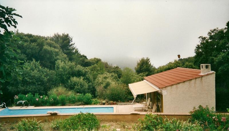 Vue de la terrasse Location Villa 72840 Six Fours Les Plages