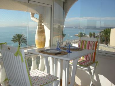 Terrasse Location Appartement 74177 Cagnes sur Mer