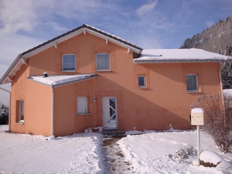 Vue extérieure de la location Location Chalet 74651 Gérardmer
