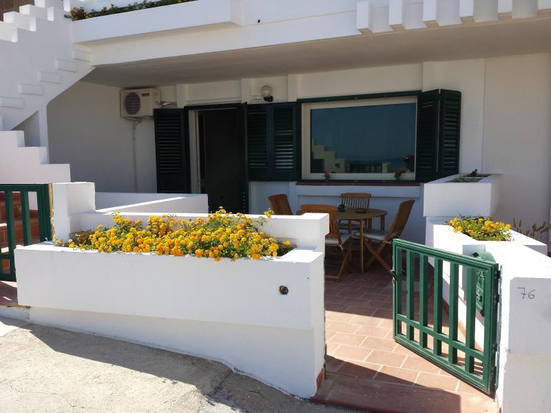 Vue extérieure de la location Location Appartement 78965 Santa Maria di Leuca