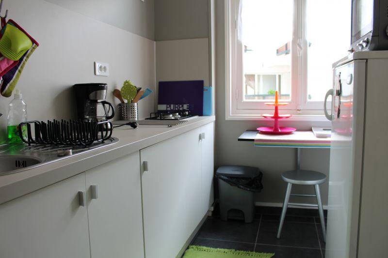 Cuisine indépendante 1 Location Studio 79238 Saint Jean de Luz