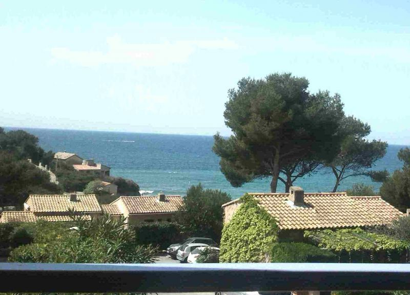 Vue de la terrasse Location Appartement 79595 Sanary