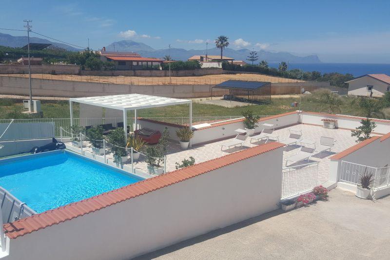 Piscine Location Appartement 79646 Balestrate