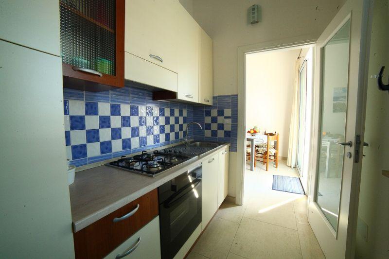 Cuisine indépendante Location Appartement 80037 Ugento - Torre San Giovanni